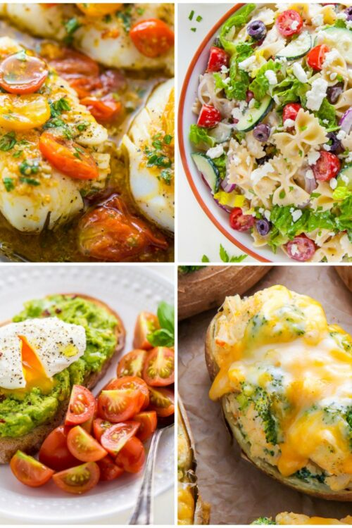 37 Healthier Recipes to Try in 2017 - and they're all DELICIOUS!!!