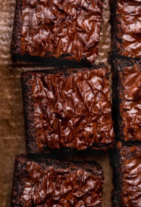 Coffee lovers will go crazy for these Espresso Chocolate Chunk Brownies! They're thick, fudgy, and loaded with rich chocolate espresso flavor. One of our favorite brownie recipes and always a crowd-pleaser!