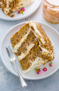 Moist and extremely flavorful, this Hummingbird Cake is pure perfection!