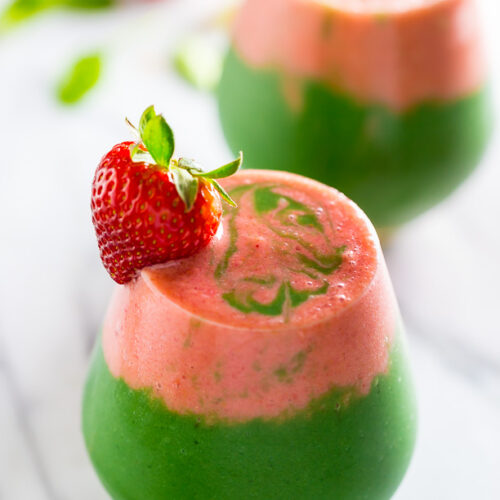 This refreshingly delicious Glowing Skin Smoothie will leave you feeling beautiful inside and out!