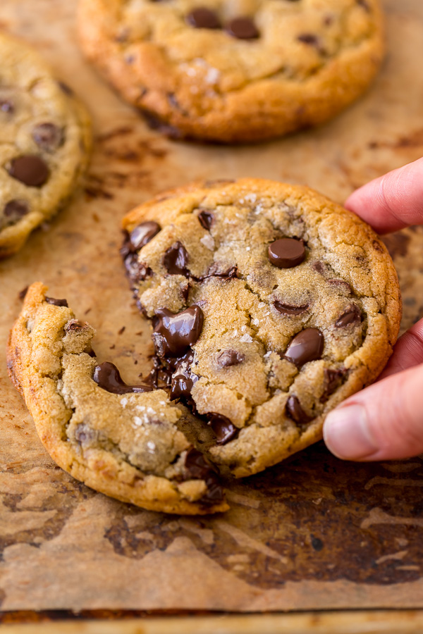 Everyday Chocolate Chip Cookies Baker By Nature
