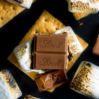 Lindt Chocolate Summer S'mores Contest!
