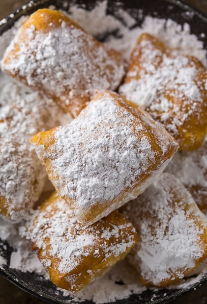 New Orleans Style Beignets