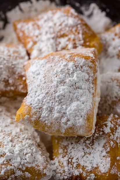 Now you can have New Orleans-Style Beignets without leaving home!