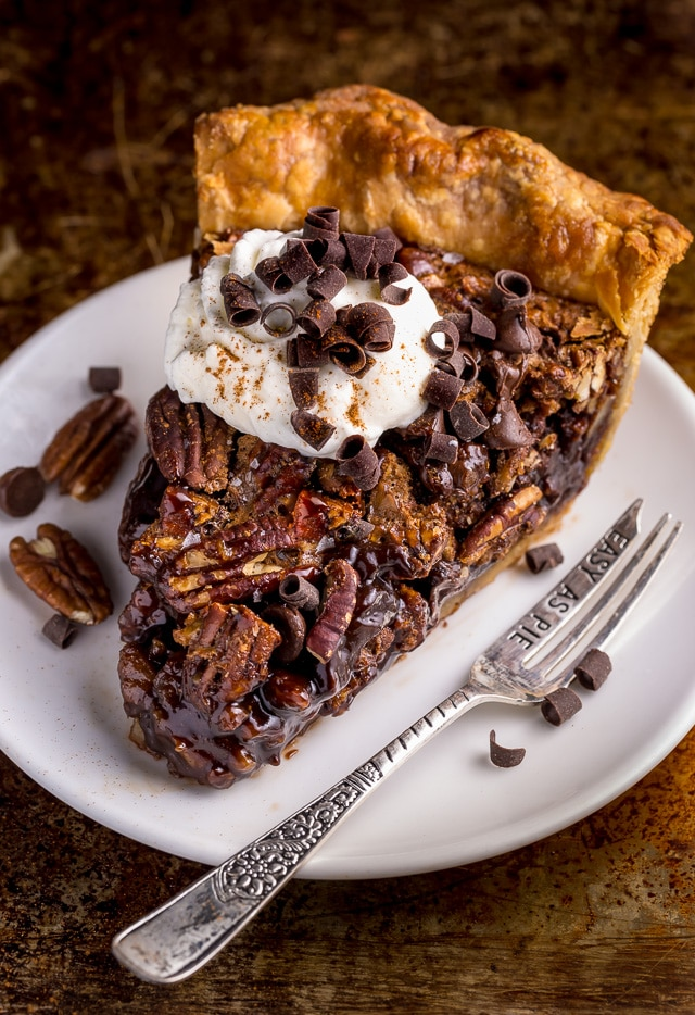 Chocolate Pecan Pie Baker By Nature