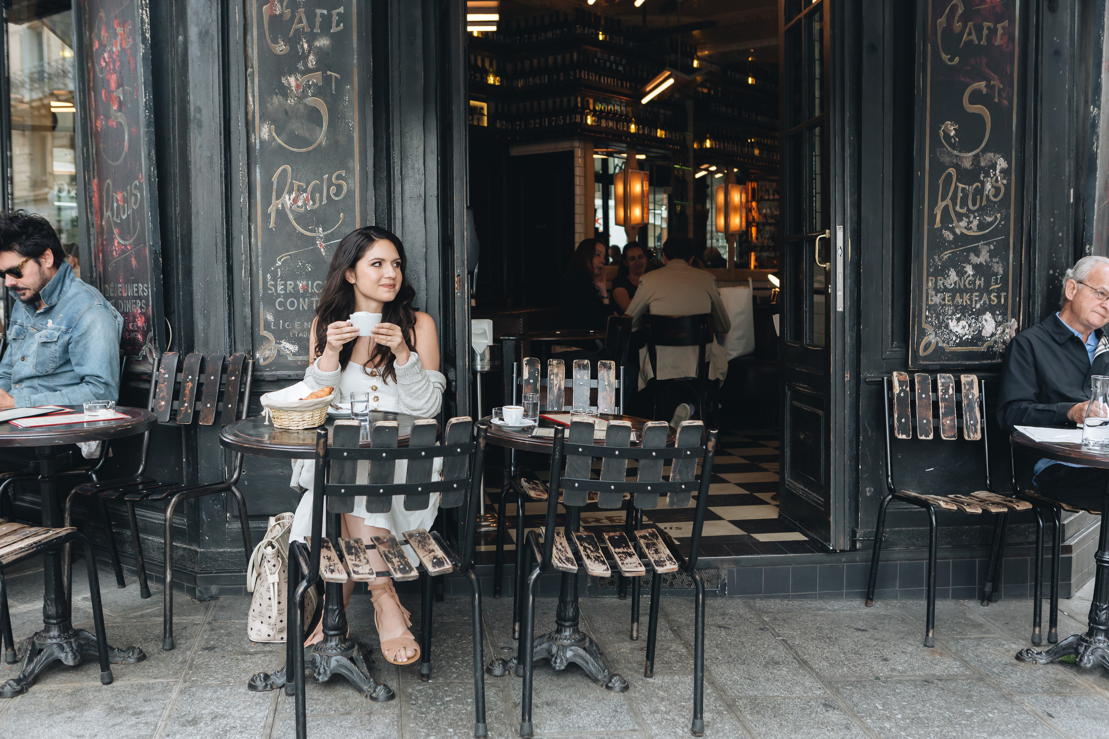 The Best Cafes in Paris - Baker by Nature