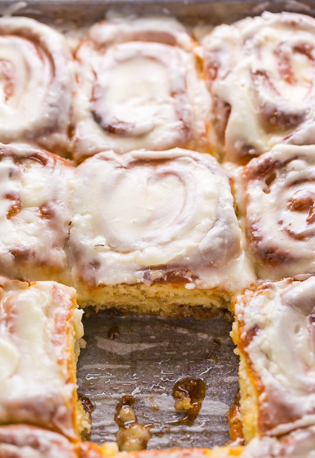 The Best Easy Overnight Cinnamon Rolls Baker By Nature