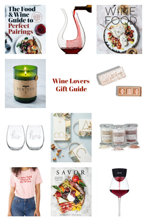 Gift Guide for Wine Lovers