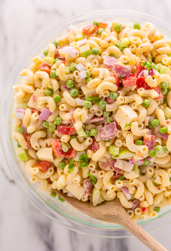 Italian Macaroni Salad Baker By Nature
