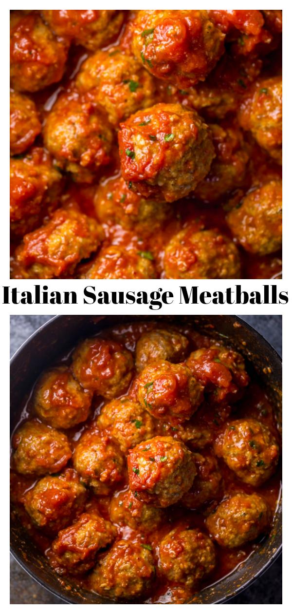 Italian Sausage Meatballs 1234 (1 of 1)