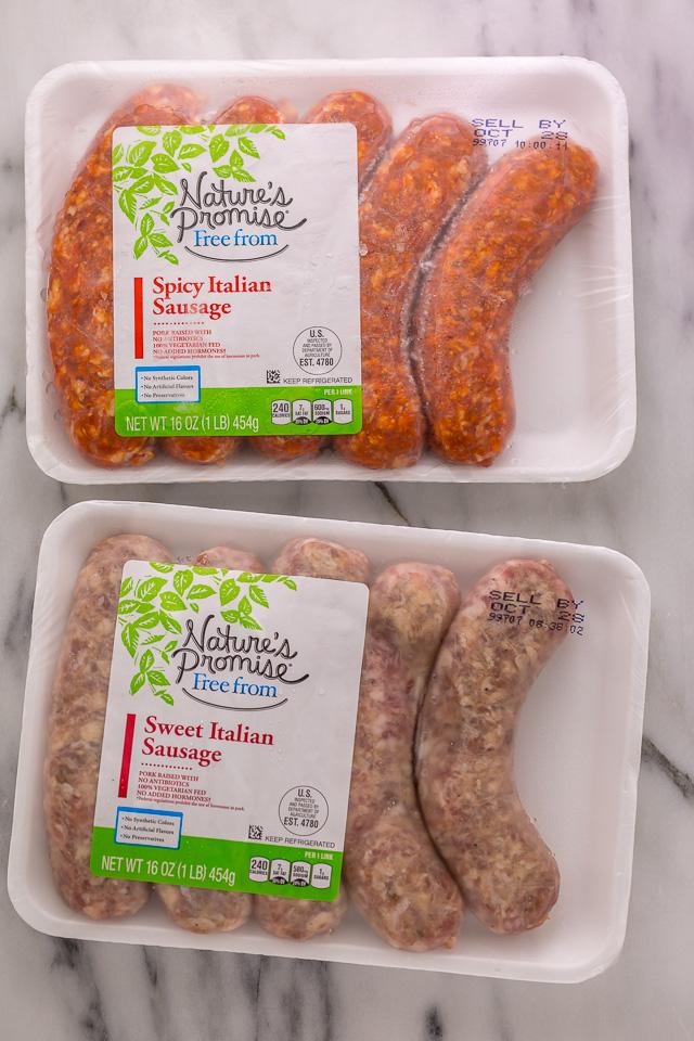 Italian Sausage Meatballs 123 (1 of 1)