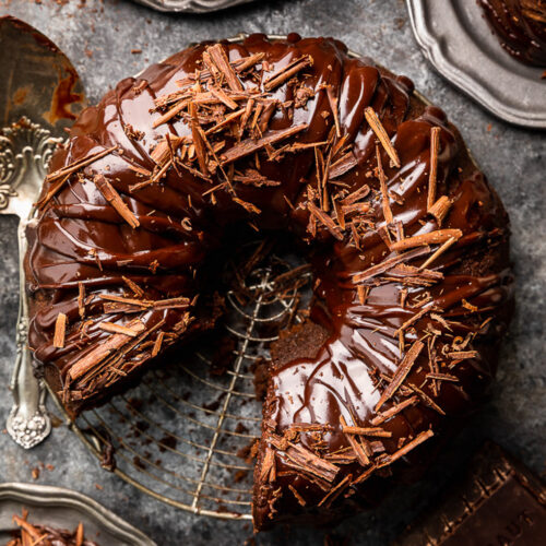 Do you love chocolate cake? Are you always on the lookout for the BEST chocolate cake recipe? Well then you're in the right place! Because today I'm sharing 17 seriously decadent chocolate cake recipes that are DEFINITELY for chocolate lovers only!